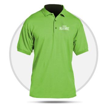 Atlanta screen printing apparel products for Screen printing polo shirts